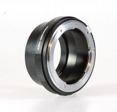 Nikon G Lens to Sony NEX E-Mount Adaptor - Nikon G Lens to Sony NEX E-Mount Camera Adaptor
